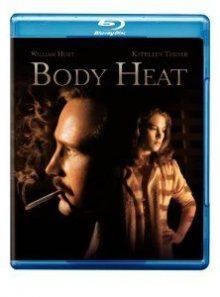 Body heat  - blu-ray