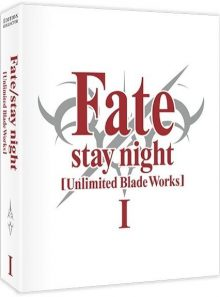 Fate/stay night : unlimited blade works - edition collector - partie 1 - coffret blu-ray