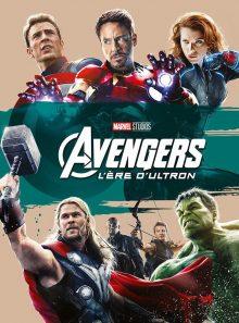 Avengers: l'ère d'ultron: vod hd - achat
