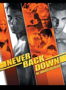 Never back down: vod hd - achat