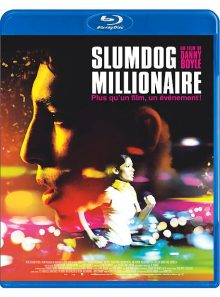 Slumdog millionaire - blu-ray