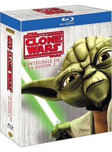 Star wars - the clone wars - saison 2 - blu-ray