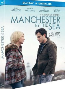 Manchester by the sea - blu-ray + copie digitale