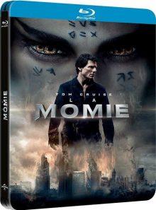 La momie - blu-ray + copie digitale - édition boîtier steelbook