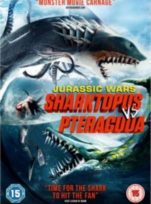 Jurassic wars sharktopus vs pteracuda