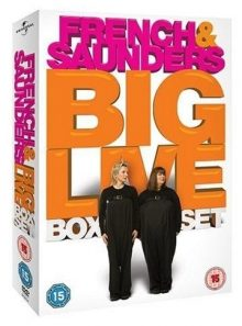 French and saunders - alive/still alive [import anglais] (import) (coffret de 2 dvd)