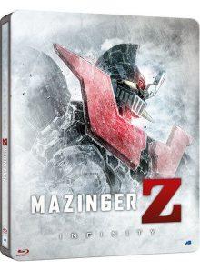Mazinger z infinity - édition steelbook - blu-ray