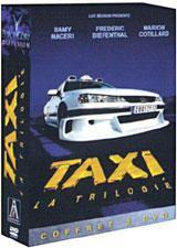 Taxi - la trilogie - pack