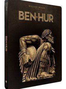 Ben-hur - édition steelbook - blu-ray