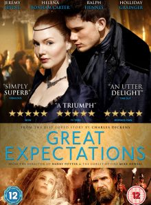 Great expectations (2012) [ non usa format, pal, reg.2 import united kingdom ]