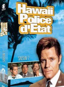 Hawaii - police d'état - saison 2
