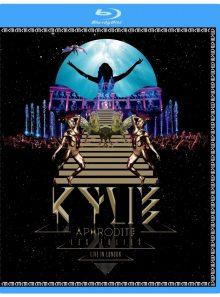 Kylie minogue, aphrodite, les folies, live in london (2 blurays 2d+3d)