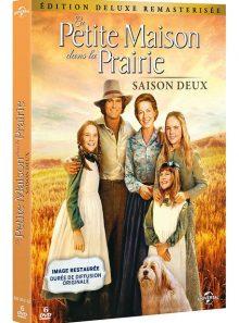 La petite maison dans la prairie - saison 2 - édition deluxe remastérisée