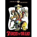 7 faces of dr. lao (archive collection/ on demand dvd-r)