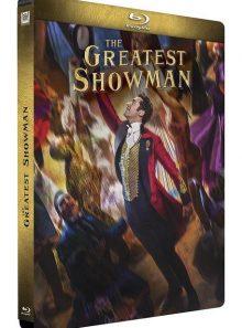 The greatest showman - édition steelbook blu-ray + digital hd