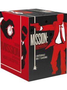 Coffret intégrale mission impossible - série limitée