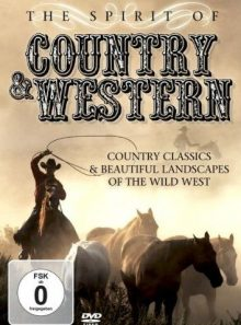 The spirit of country and western (coffret de 2 dvd)