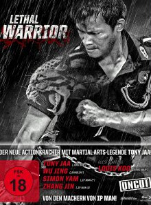 Lethal warrior (limited steelbook)