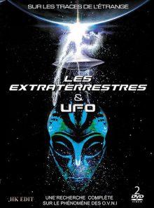 Les extraterrestres & ufos :  une recherche complète sur le phénomène des o.v.n.i.