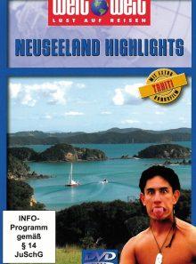 Weltweit - neuseeland highlights