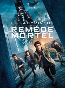Le labyrinthe: le remède mortel: vod hd - location