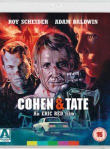 Cohen & tate dual format [blu-ray]