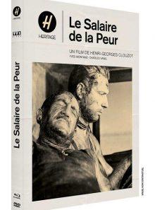 Le salaire de la peur - édition digibook collector blu-ray + dvd + livret