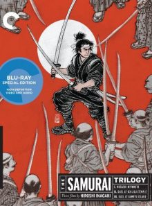 The samurai trilogy (the criterion collection) [blu ray]