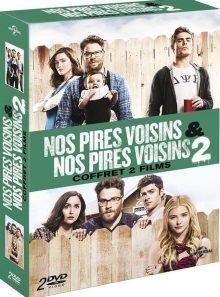 Nos pires voisins & nos pires voisins 2 - dvd + copie digitale