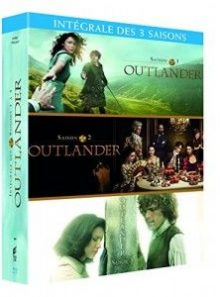 Outlander - saisons 1, 2, 3 - blu-ray
