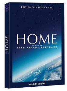 Home - version cinéma - edition collector 2 dvd