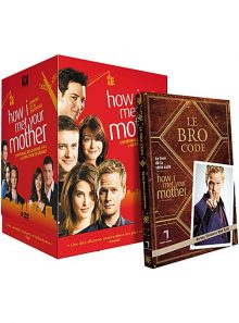 How i met your mother - intégrale des saisons 1 à 4 - pack