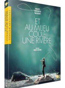Et au milieu coule une rivière - combo collector blu-ray + dvd