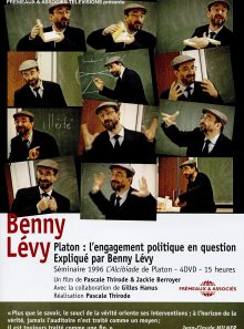 Platon : l' engagement politique en question explique par benny levy - séminaire 1996 l'alcibiade de platon