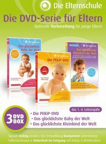 Die elternschule-box (3 dvds)