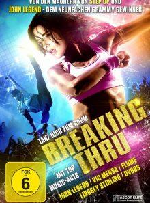 Breaking thru