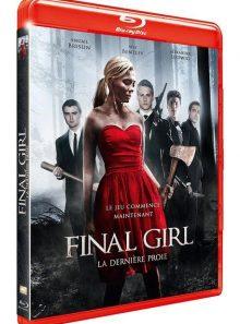 Final girl : la dernière proie - blu-ray