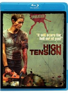 High tension (unrated) [blu ray]