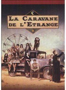 La caravane de l'étrange, l'intégrale saison 1 - coffret 6 dvd