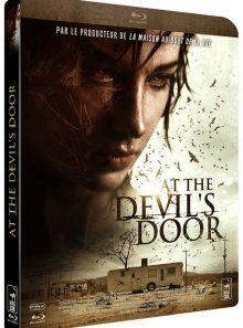 At the devil's door - blu-ray
