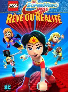 Lego dc super hero girls : rêve ou réalité: vod hd - achat