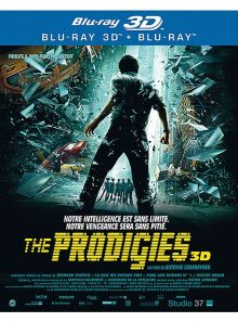 The prodigies - combo blu-ray 3d + blu-ray 2d