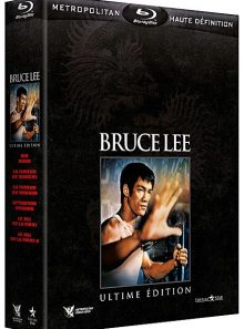 Bruce lee - l'intégrale - coffret 7 disques - édition collector - blu-ray
