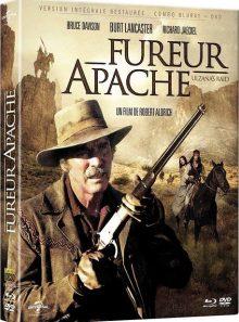 Fureur apache - version intégrale restaurée - blu-ray + dvd