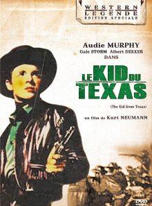Le kid du texas - édition spéciale