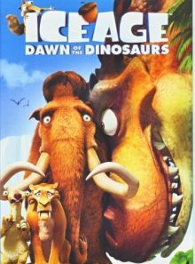 Ice age: dawn of the dinosaurs - 3 dvd set - blu ray import zone a