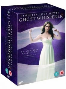 Ghost whisperer - complete collection season 1 to 5 dvd