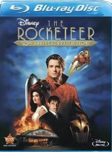 The rocketeer: 20th anniversary edition (blu-ray)