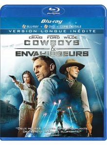 Cowboys & envahisseurs - version longue inédite - blu-ray