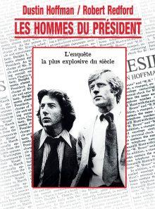 Les hommes du président: vod hd - achat